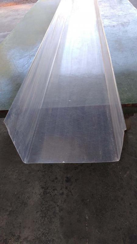 Fabricante de calhas de fibra de vidro