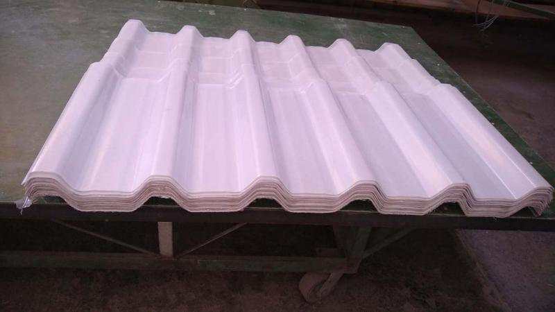 Fabricante de telha de fibra